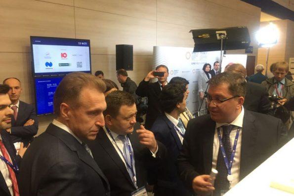 Компания «Бентус Лаборатории» приняла участие в ПМЭФ в Санкт-Петербурге