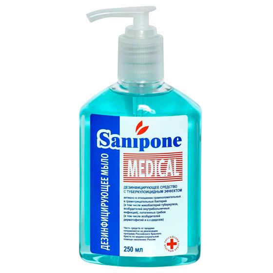 Жидкое мыло Sanipone™ Medical