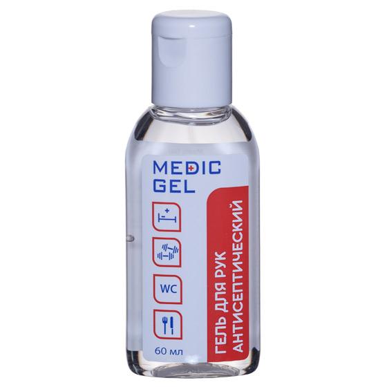 Антисептический гель для рук MEDIC GEL