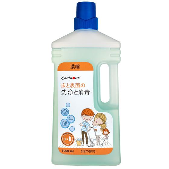 Концентрированное средство для мытья и дезинфекции полов Sanipone™
