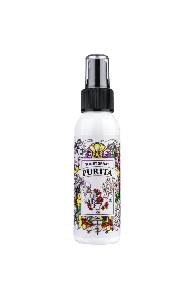 Спрей ароматизирующий Purita