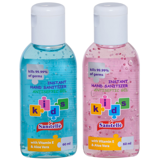 Sanitelle® Kids Hand Sanitizer