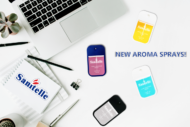 NEW 2021 Aroma Sprays – modern healthy aroma sanitizer for all family members!