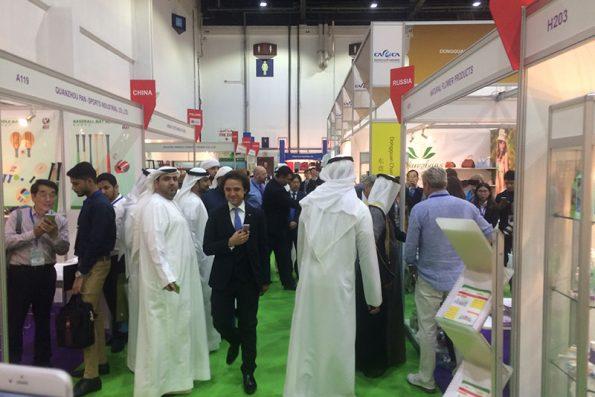Компания «Бентус лаборатории» приняла участие в Международной выставке «INTERNATIONAL AUTUMN TRADE FAIR. SMART LIVING» в Дубае, ОАЭ