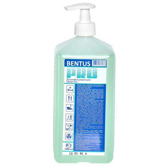 Дезинфицирующее средство BENTUS PRO