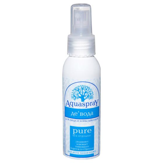 Спрей для лица и тела «Акваспрей» (Aquaspray)