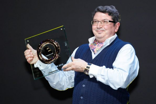 (English) Bentus Laboratories is the Gold Medalist of Brand of the Year. EFFIE 2010 Award